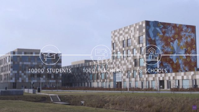 HOW DRENTHE COLLEGE USE IOT TO SOLVE ITS SCHEDULING PROBLEMS